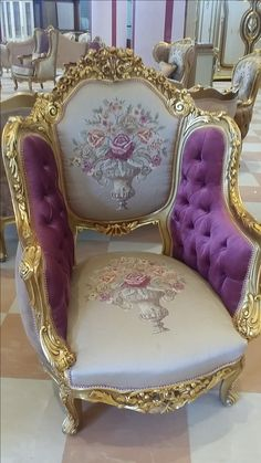 Victorian Furniture, Funky Furniture, French Furniture, Unique Furniture, Shabby Chic Furniture, Vintage Furniture, Furniture Design, Funky Chairs, Cool Chairs