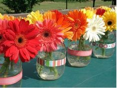 Gorgeous center pieces by chi 51girl