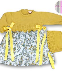 77eeffc64 9 Best Spanish baby clothes images