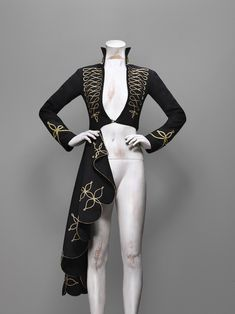 Alexander McQueen. Dante Jacket.