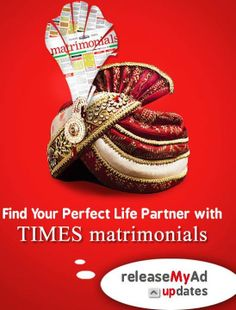 View the Classified Ad rates for Hindu Matrimonials to book your Advertisement Instantly. Choose from Special Discounts and Packages available for Hindu Matrimonial Ads. Newspaper Advertisement, Advertising, Ads, Read Newspaper, Times Of India, Life Partners, Finding Yourself, Book, Trust