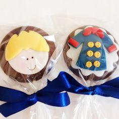 pirulito de chocolate pequeno principe - Pesquisa Google