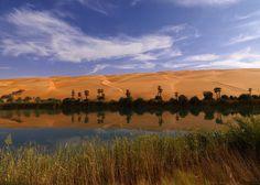 Fezzan Great Panorama Picture