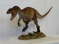 Allosaurus 5 by Baryonyx-walkeri.deviantart.com on @deviantART