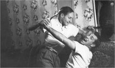 Burroughs and Kerouac.