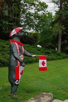Happy Canada Day to all of our alumni, students, staff and faculty!