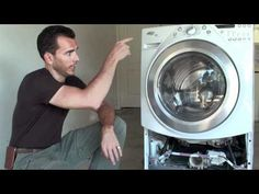 Front Load (and Top Load) Washer Odor is being caused by several molds, how to inspect for it