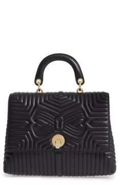 9ce79fa7ce Ted Baker London Ted Baker London Vivida Quilted Leather Shoulder Bag  available at  Nordstrom Ted