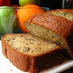 Super moist banana bread!