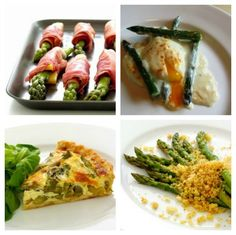 With Spring on it's way, we thought we'd brush up on our asparagus recipes. Delia Online has some good ones
