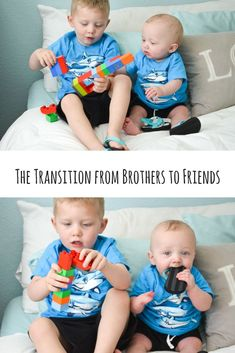 Helping your children transition from siblings to friends with ! Parenting Advice, Kids And Parenting, Boredom Busters, Mother And Child, Siblings, Mom And Dad, Cool Kids, Activities For Kids, Brother