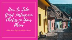 How to Take Good Instagram Photos on Your Phone ( BEST ARTICLE ) Instagram Money, Huntington Library, Take That, Phone, Telephone, Mobile Phones