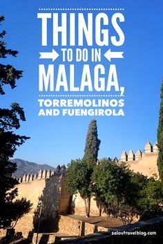 The Costa del Sol is an ideal destination all year round. It is one of the most popular tourist destinations in the world. We travelled to Malaga airport. Stuff To Do, Things To Do, Malaga Airport, All Year Round, Three Days, Bustle, Taxi, Us Travel, This Is Us
