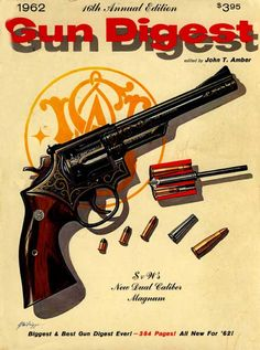 The late Dan Shideler shares his passion (and tips) for collecting the Gun Digest annual book. - Corey