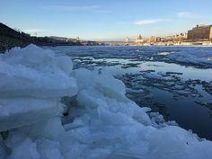 Már állni lehet a Duna jegén - 444 Ice, Water, Outdoor, Dune, Water Water, Outdoors, Aqua, Ice Cream, Outdoor Games