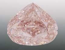 The Pink Sun Rise Diamond - Click image to find more Science & Nature Pinterest pins