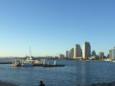 """Pam Moore @PamMktgNut : """"Our view for dinner! #SMMW15 #SanDiego""""¨Posted on Twitter 03/27/2015"""