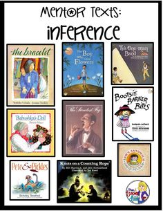 Last week in reading in my fourth and fifth grade class, we started to focus on the very important foundational skill of making inferences. This is one of the key Common Core standards in reading for Informational Text as well as for Literature. We're starting on Informational Text and then...