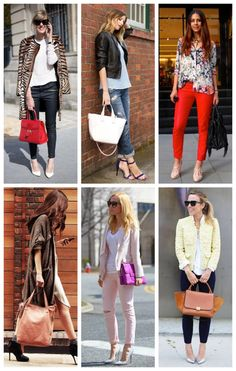 Couture Coaching: How To Wear It - Mismatched bag and shoes on the Kate Couture Blog // www.couturecoaching.com // Style, Fashion, Outfit Inspiration, Trend