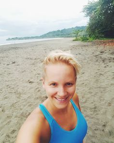 Greetings to all of you from my morning run. Have a great day  #puravida #instarun #beachtime #puertoviejo #costarica #personaltrainer #nature #perfectdaystart #inspireothers #motivateothers
