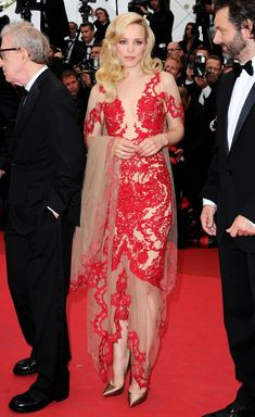 """The premiere of """"Midnight in Paris"""" officially opens the 64th Cannes Film Festival at the Palais des Festivals."""