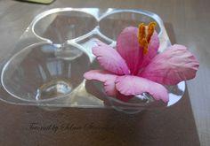 Selma's Stamping Corner and Floral Designs: Susan's Garden Hibiscus - My Tutorial