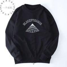 Black Pyramid Hoodie Men Streetwear Tracksuit Moletom Mens Hip Hop Long Sweatshirt Hoodies Jumper Black pyramid One A Cake