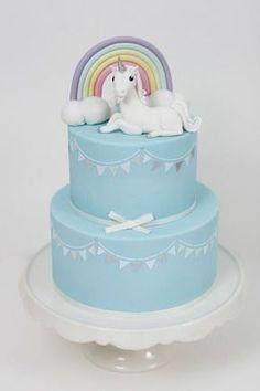 Unicorn cake ville bare at du skulle de den, mener ikke at jeg vil ha den