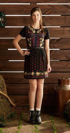 Só na Antix Store você encontra Vestido Decote de Flores com exclusividade na internet