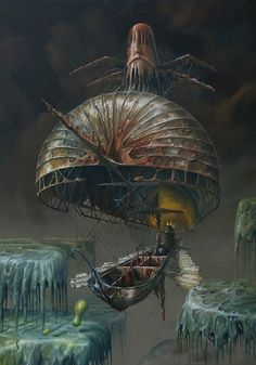 The paintings of Jaroslaw Jasnikowski - Imgur