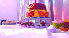 #mardigrascake #carnivalcake #bolocarnaval