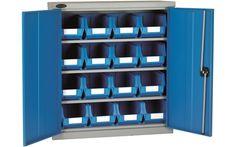 Buy Linbin Steel Cabinets & Cupboards Online - Storage Construction