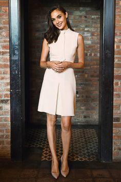 Wonder Woman—ahem, Gal Gadot—in Gucci | July 17, 2015