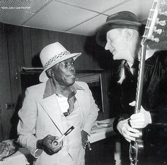 John Lee Hooker & Johnny Winter