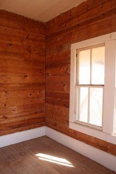 Our Old Farmhouse - Cedar Hill Farmhouse Wood Paneling Decor, Cedar Paneling, Cedar Walls, Wood Plank Walls, Cedar Planks, Wall Wood, Cedar Hill Farmhouse, Country Farmhouse Decor, Knotty Pine Walls