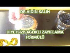 Dr.Aidin SALİH'in Derslerinden Diyetsiz, Egzersizsiz Sağlıklı Zayıflama ve Şifa Formülü - YouTube