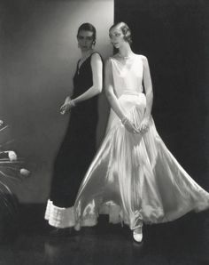 #Steichen #Vogue #Vionnet  It really doesn't get any more fabulous than this.