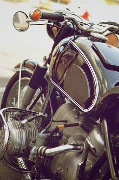 BMW r69/2 Perfection by E.J.Anderson