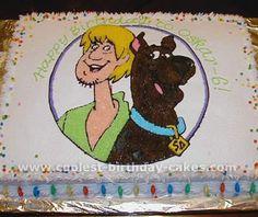 Scooby Doo Cake idea