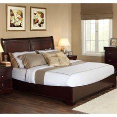 Costco Caprice 4 Piece Queen Bedroom Set
