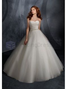 Ball Gown Silky Taffeta and Tulle Asymmetrical Draping Shaprs the Surplus Bodice Strapless Sweetheart Neckline Chapel Train Wedding Dresses