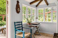 Miete Ferienhaus 1343-N in Harestien 6, Asserbo Danish Interior Design, Windows, Cottage House, Decorating, Ramen, Window