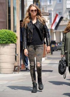 Cara D killing it in classic  timberland boots available with   Free2DayShipping from  shoprunner ceca96795