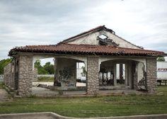 Rock Island Railroad Depot, Booneville, Arkansas