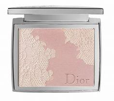 Poudrier Dentelle, Dior - Tendance maquillage : nouveaux produits maquillage