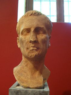In the Sparta Archaeological Museum (this one doesn't look remotely like him?)
