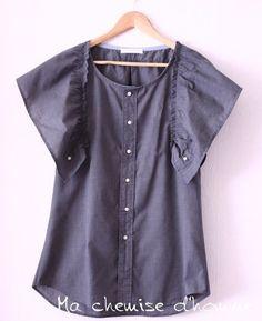 Переделка рубашек (большой трафик) / Рубашки / ВТОРАЯ УЛИЦА