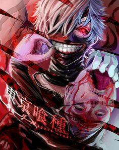 Kaneki Ken, Tokyo Ghoul.