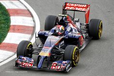 Toro Rosso STR9 - Renault