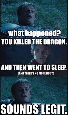 Ah, Merlin :)